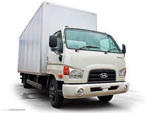 Фургон Hyundai HD65